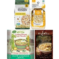 Corn Chowder Gift Set