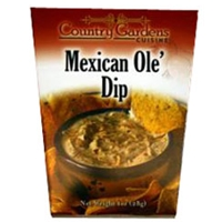 Country Gardens Mexican Ole' Dip Mix