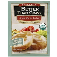 Better Than Bouillon Better Than Gravy Organic Gravy Mix for Turkey